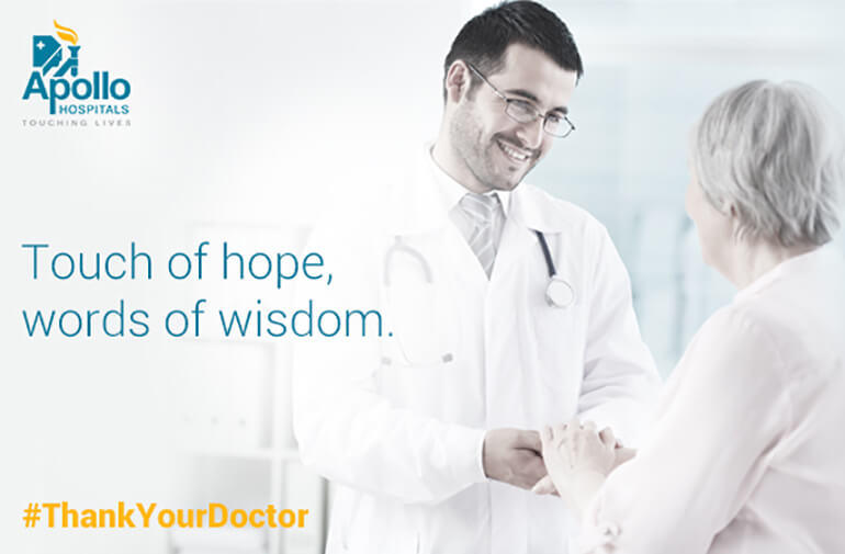Proud of your Doctor